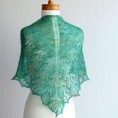 Ravelry: Twig Shawl pattern by Felicia Lo