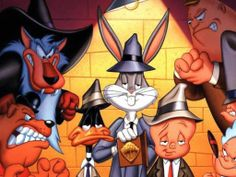 Looney Tunes, The Untouchables
