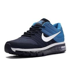 Buy Nike Air Max 2017 Men Black Blue Running Shoes at this store. There are many colorway of Nike Air Max 2017 Men for sale online.The Nike Air Max 2017 Men Black Blue Running Shoes are detachable for your choice of Nike Air Max 2017 Men. Nike Air Max 2, Cheap Nike Air Max, Best Sneakers, Casual Sneakers, Sneakers Nike, Basket Nike Air, Baskets Nike, Nike Air Shoes, Nike Shoes Cheap