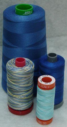 about aurifil - Aurifil Thread Color Chart