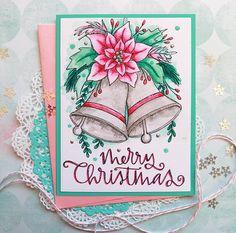 Simple Christmas Cards, Christmas Rock, Homemade Christmas Cards, Xmas Cards, Holiday Cards, Christmas Crafts, Xmas Drawing, Christmas Drawing, Christmas Paintings