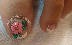 Toe Nail Art, Toe Nails, Beautiful Toes, Luxury Nails, Black Nails, Manicure And Pedicure, Opi, Nail Art Designs, Nail Polish