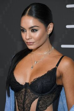 Vanessa Hudgens - Savage X Fenty 2020 Spring Summer Fashion Show in Brooklyn - -[Click Image for Full Size and Gallery]- Beautiful Celebrities, Beautiful Actresses, Style Vanessa Hudgens, Vanessa Hugens, Cute Beauty, Woman Crush, Pretty Woman, Sexy Women, Hollywood