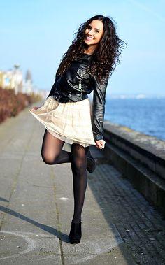 Rock Doll (by Farah E) http://lookbook.nu/look/4695427-Rock-Doll