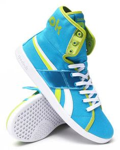 Reebok | Rythm City Mid Sneakers. Get it at DrJays.com