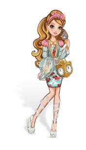 Ashlynn Ella (Filha da  Cinderela)