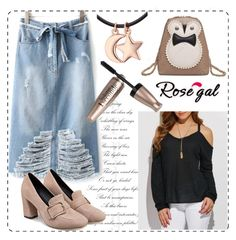 """""""Rosegal 55"""" by elma-polyvore ❤ liked on Polyvore"""