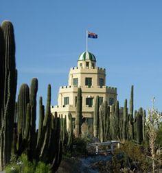 Tovrea Castle at Carraro Heights