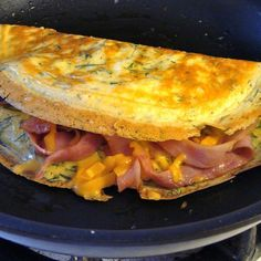 1314. Ham And Cheese Omelette - Restaurant Bay Watch - Zmenu, The Most Comprehensive Menu With Photos