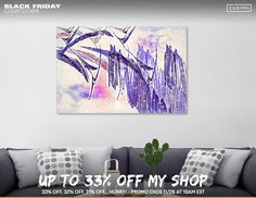 Discover «Snow Birds», Limited Edition Canvas Print by Glink - From $59 - Curioos