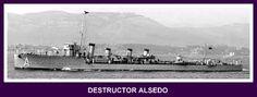 Destructor Alsedo    España