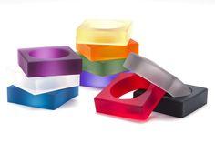 Technogel Bracelets - Squares