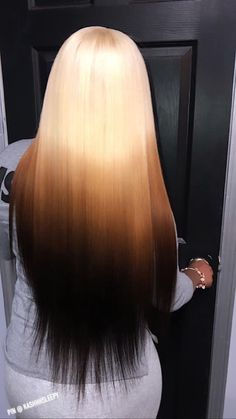 Shop our online store for Brown hair wigs for women.Brown Wig Lace Frontal Hair Orange Bleached Hair From Our Wigs Shops,Buy The Wig Now With Big Discount. Frontal Hairstyles, Wig Hairstyles, Hairstyle Ideas, Bangs Hairstyle, Bridal Hairstyle, Colored Weave Hairstyles, Cute Weave Hairstyles, Casual Hairstyles, Black Girls Hairstyles