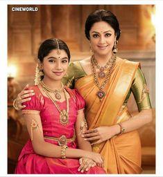 Jyothika in traditional wear.....