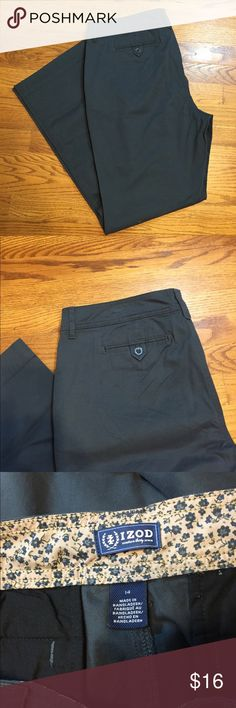 07b609e71de Izod NEVER WORN Gray Straight Leg Trousers Extremely nice gray dress pants  from Izod. Never