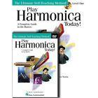 Hal Leonard Play Harmonica Today! Beginner's Bk/CD/DVD - http://musical-instruments.goshoppins.com/instruction-books-cds-videos/hal-leonard-play-harmonica-today-beginners-bkcddvd-2/