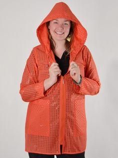 MycraPac Life Check Chiffon Raincoat