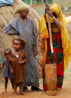 Ethiopia's amazing and beautiful people