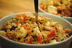 Thunfisch - Salat italienische Art, ein sehr leckeres Rezept aus der Kategorie Eier & Käse. Bewertungen: 55. Durchschnitt: Ø 4,1.