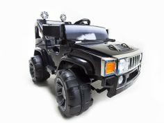 "12v Rc Battery Power Kids Ride on Hummer Jeep Car w/ Big Wheels & R/c Remote by ZH. $289.99. 1 Seat 12V Hummer Style Jeep + Parent Remote    For the ""more initiated"" 2-4 year-old drivers seeking adventure, this 12 volt, 1 seat ride on Hummer is designed to give kids an authentic driving experience. It features twin motors, working front lights, adjustable seat belt, big all-terrain wheels and a parent remote control. It can be driven either by child with steering wheel/foot..."