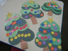 Mrs. Russell's Class: Heart Shaped Christmas Trees and some coin talk