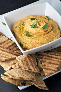 Smokey Chipotle Hummus (GF)