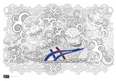 Asics | Onitsuka Tiger - Jonny Wan Illustration