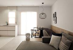 Marzua: Apartamento concebido como una suite de hotel por ...