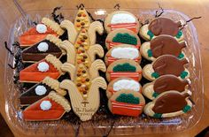 The Painted Cookie: Thanksgiving