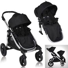 Baby Jogger City Select Stroller with 2nd Seat Onyx (Baby Product)    http://www.alphaurl.net/r.php?p=B003Q85CRY