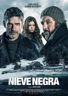 Neve Negra (Nieve Negra - 2016) Dir: Martín Hodara.