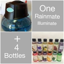 how to clean a rainbow rainmate