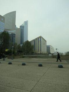 La Defense area @ IESEG School of Management, Paris Campus