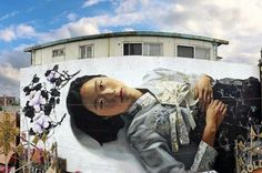 Street Art by Royal Dog, located in South Korea