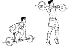 high pull exercises - Google Search
