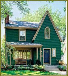 Turquoise Cottage