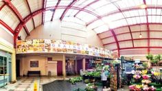 Grainger Market had 12 entranceways: Two have since become shops & four new ones have been created #funfact #lylm2014