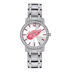 Detroit Red Wings Ladies Quartz Analog All Star Watch