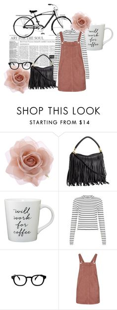"""galentine's day"" by kirandickey on Polyvore featuring Accessorize, ZENTS, Topshop, women's clothing, women, female, woman, misses, juniors and leslie"