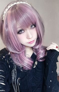 ❤ Kawaii hair ❤                                                                                                                                                      Mais