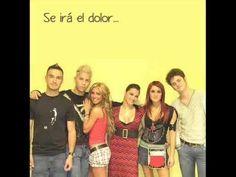 RBD - Me voy (letra) (+lista de reproducción)