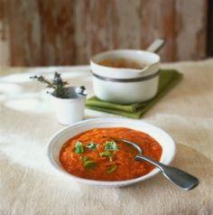 Vegan Tomato Basil Bisque Recipe