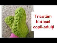Easy Knitting, Baby Boy, Socks, Booty, Embroidery, Youtube, Fashion, Creativity, Stockings
