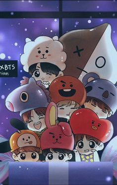 Read Capítulo 05 from the story Mi pack de BTS by with reads. army, k-pop, bts. Bts Chibi, Anime Chibi, Anime Art, Foto Bts, Bts Taehyung, Bts Bangtan Boy, Bts Jimin, Namjoon, Hoseok