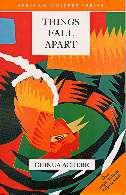 Africa's 100 best books of the 20th Century (book cover Things fall apart)