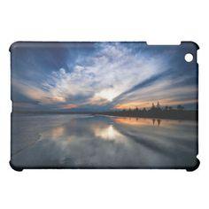 Blue Sunset -  Case For The iPad Mini