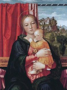 PINTURAS FAMOSAS DE LA VIRGEN MARIA - enfemenino.com
