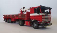 Lego Scania 112M Truck