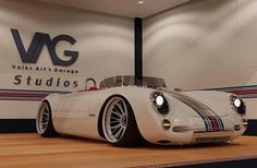 Porsche 550 - So freakin sick!