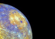 Астрономия для детей: Интересные факты о Меркурии